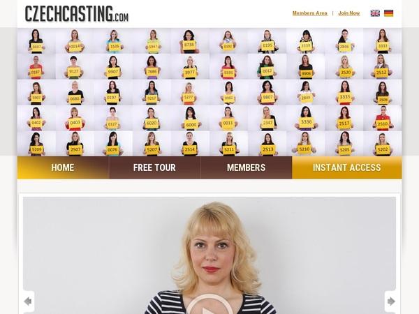 Czechcasting.com Freebies