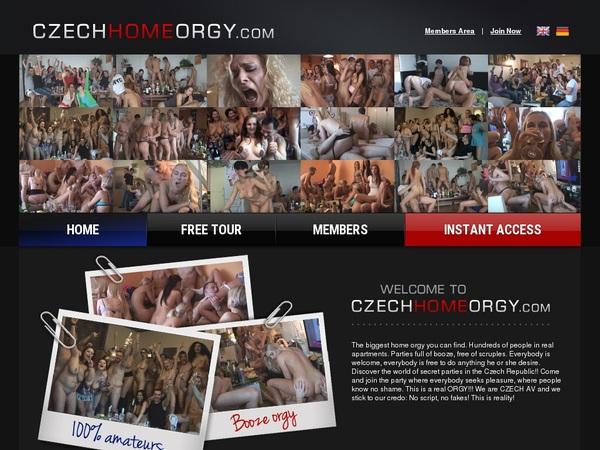 Czechhomeorgy.com Login Password