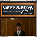 Discount On Sordid Auditions V2