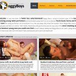 Doggyboys.com Yearly Membership