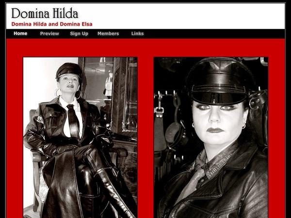 Dominahilda.com Signup Discount