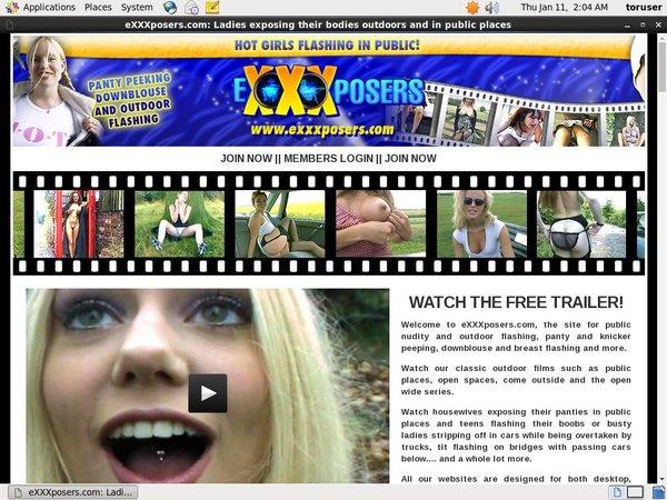 EXXXposers Password Site