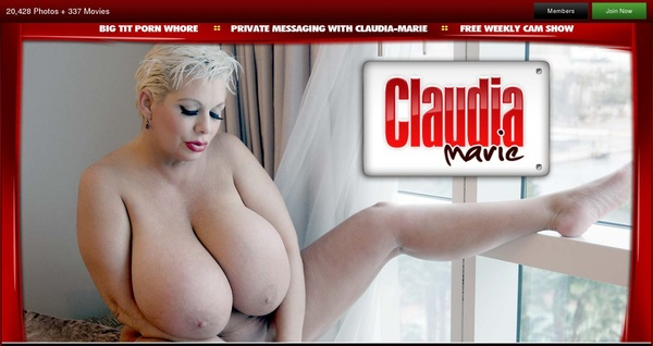 Free Claudia-marie.com Account Logins