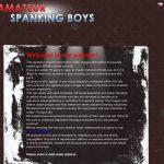 Free Premium Amateur Spanking Boys