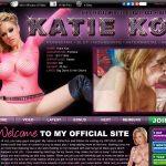 Katiekox Free Videos