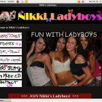 Nikki Ladyboys Archives