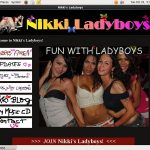 Nikki Ladyboys Trial