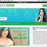Promo Ashleymarie.modelcentro.com