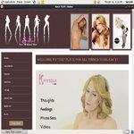 Sexy Kacy Password Blog