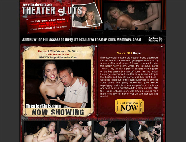 Theater Sluts Premium