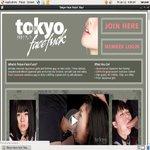 Tokyo Face Fuck Active Password