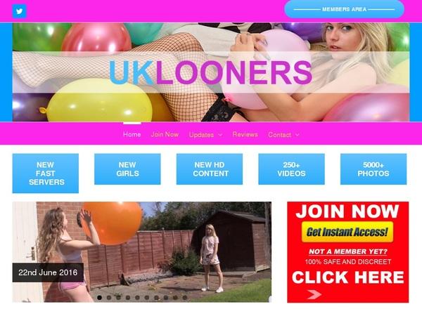 Uklooners.com Free Password