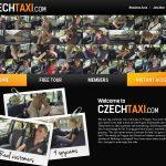 Czech Taxi Login Free