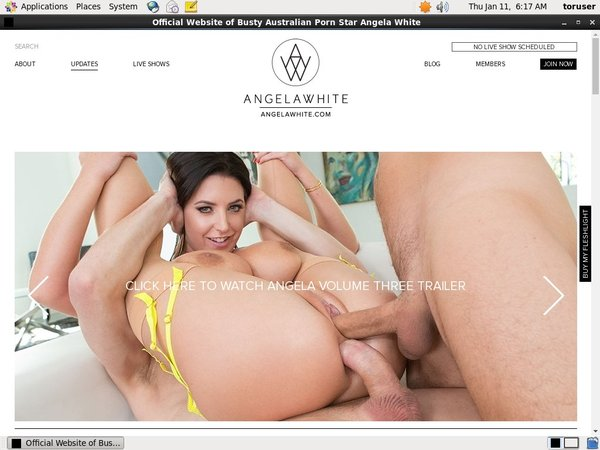 Angela White Newest