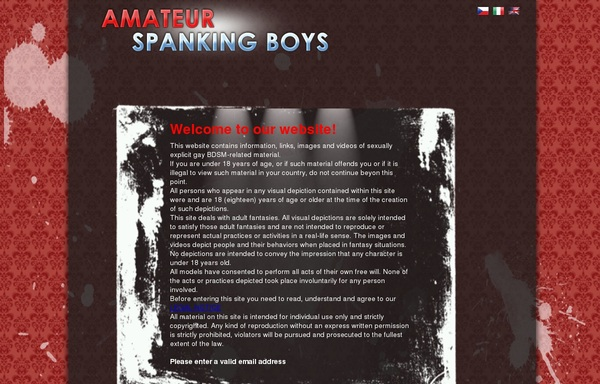 Free Amateurspankingboys Trials