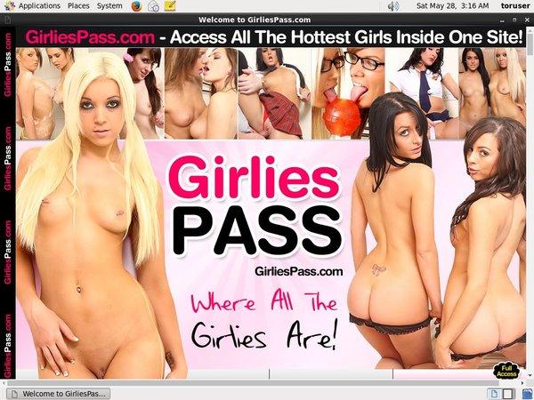 Girlies Pass Discount Coupon