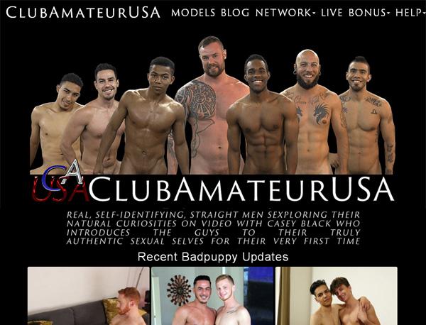 Club Amateur USA Discount Site
