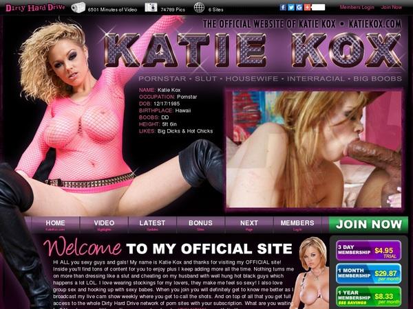 Katie Kox Discount Member