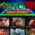 Xeno 3DX Sample