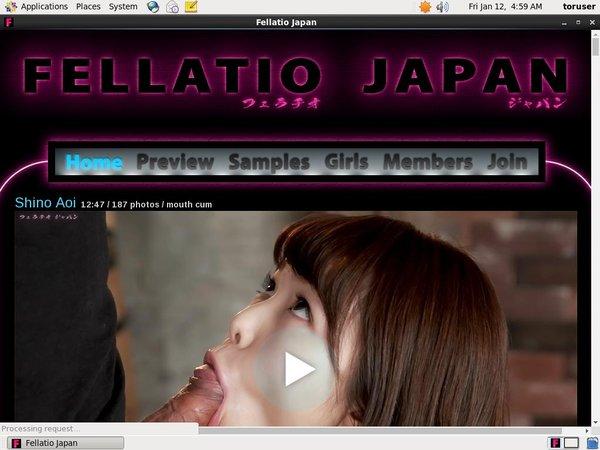 Fellatio Japan Account Premium