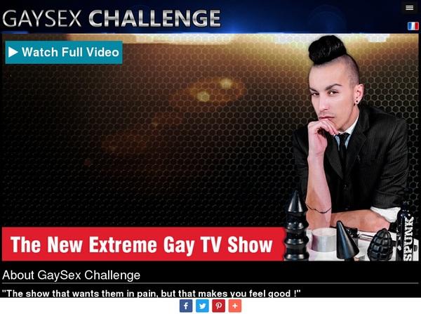 Gay Sex Challenge Automatische Kassen