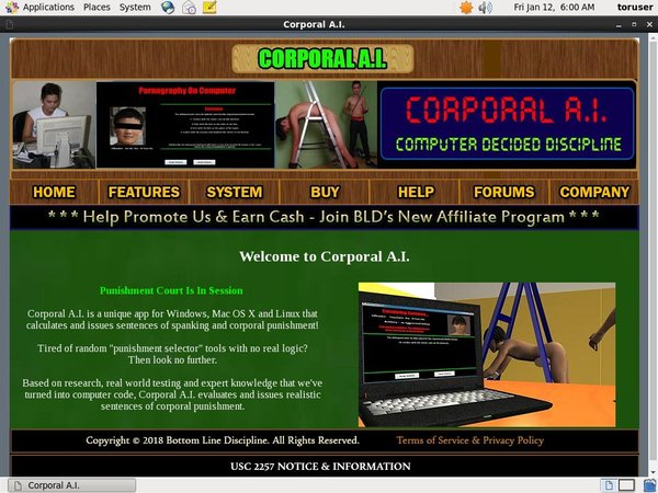 Corporal A.I. Gallaries