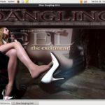 Shoe Dangling Girls With IBAN / BIC