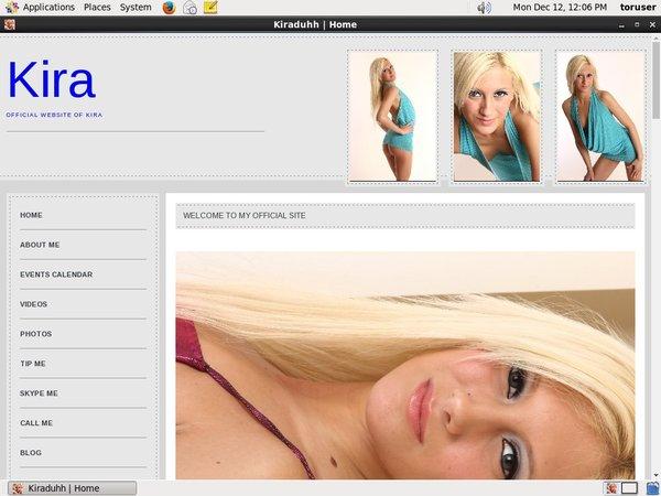 Itskira.com Password Accounts
