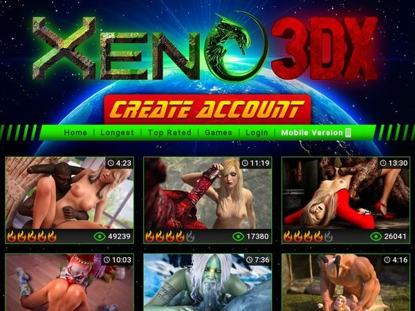 Xeno 3DX Free User
