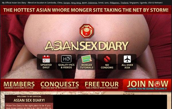 Asiansexdiary.com Tumblr