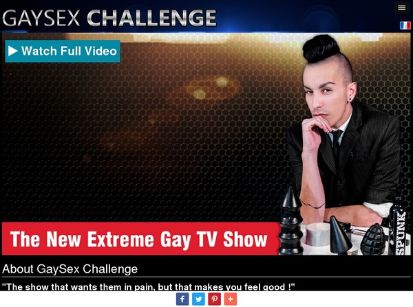 Free Access To Gaysexchallenge